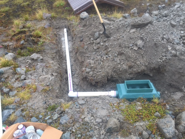 Rampart Settle Box and Urine Field
