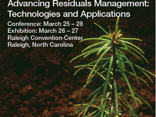 ECS is at the WEF Residuals & Biosolids Conference March 26-27, 2012