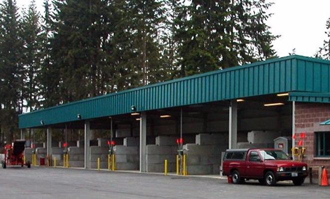 Arlington Biosolids Compost Facility // Arlington, WA