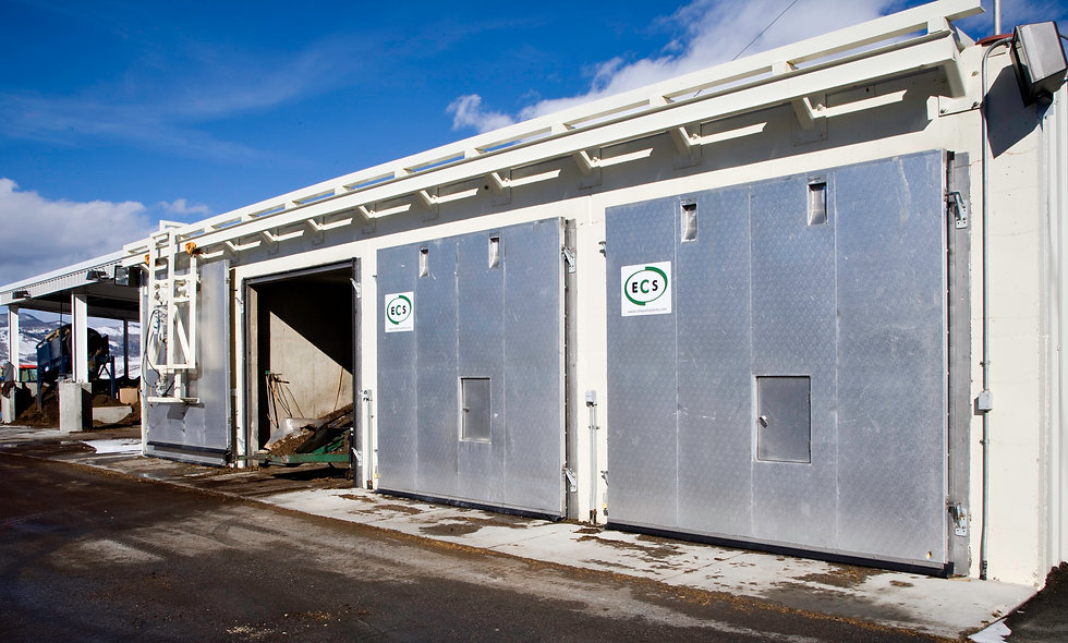 Granby Waste Water Treatment // Granby, CO