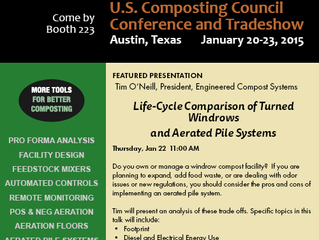 Compost 2015 Austin Jan. 20-23