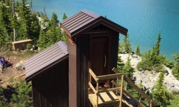Joffre Lakes Provincial Park, BC