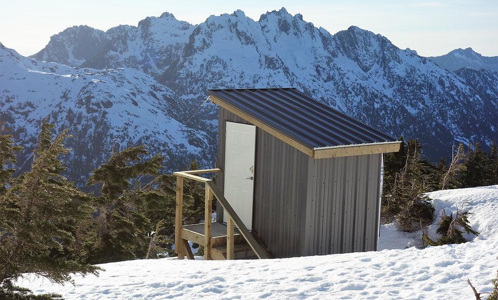 5040 Peak Hut | Vancouver Island, BC
