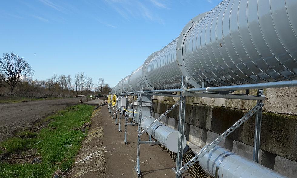 Private Compost Facility // Pacific Northwest
