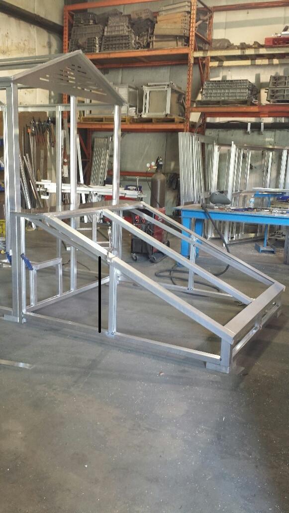 Wishbone with BTW frame