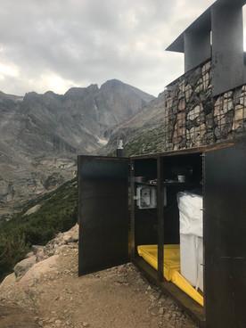 Longs Peak, Chasm Junction, 10,000'