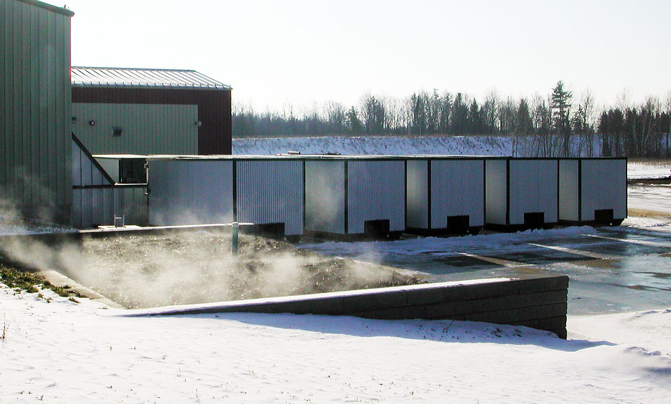 Ottawa Valley Waste Recovery Centre // Pembroke, ONT