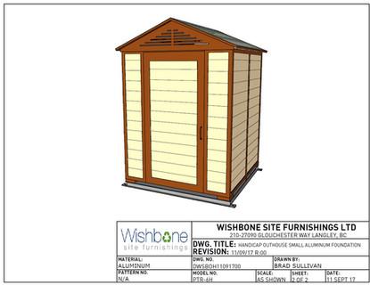 ADA Wishbone vault rendering