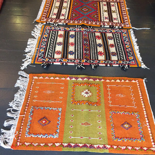 Small carpets