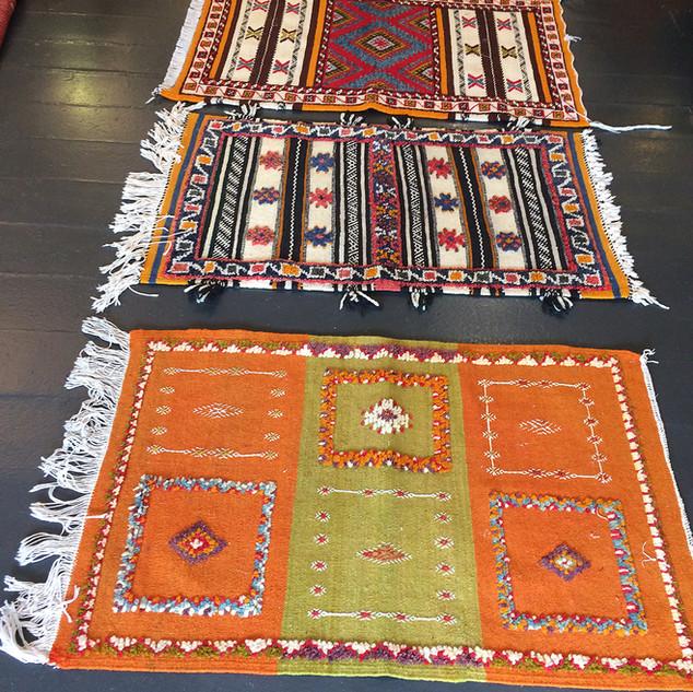 Small carpets