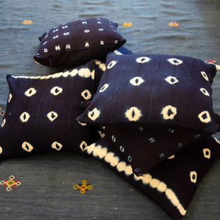 Cushions and Kelim