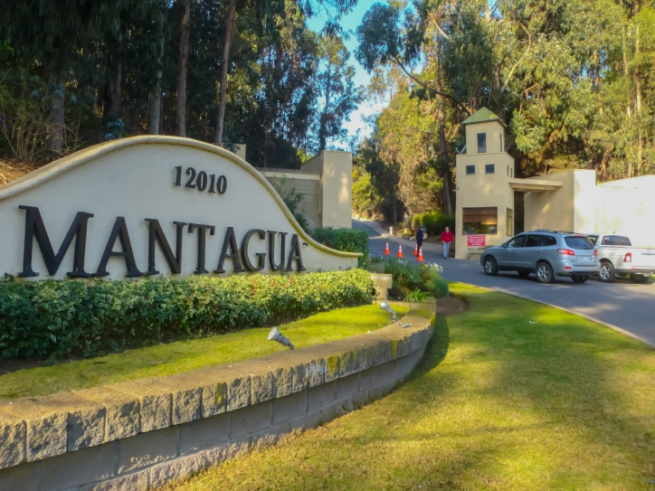 entrada mantagua