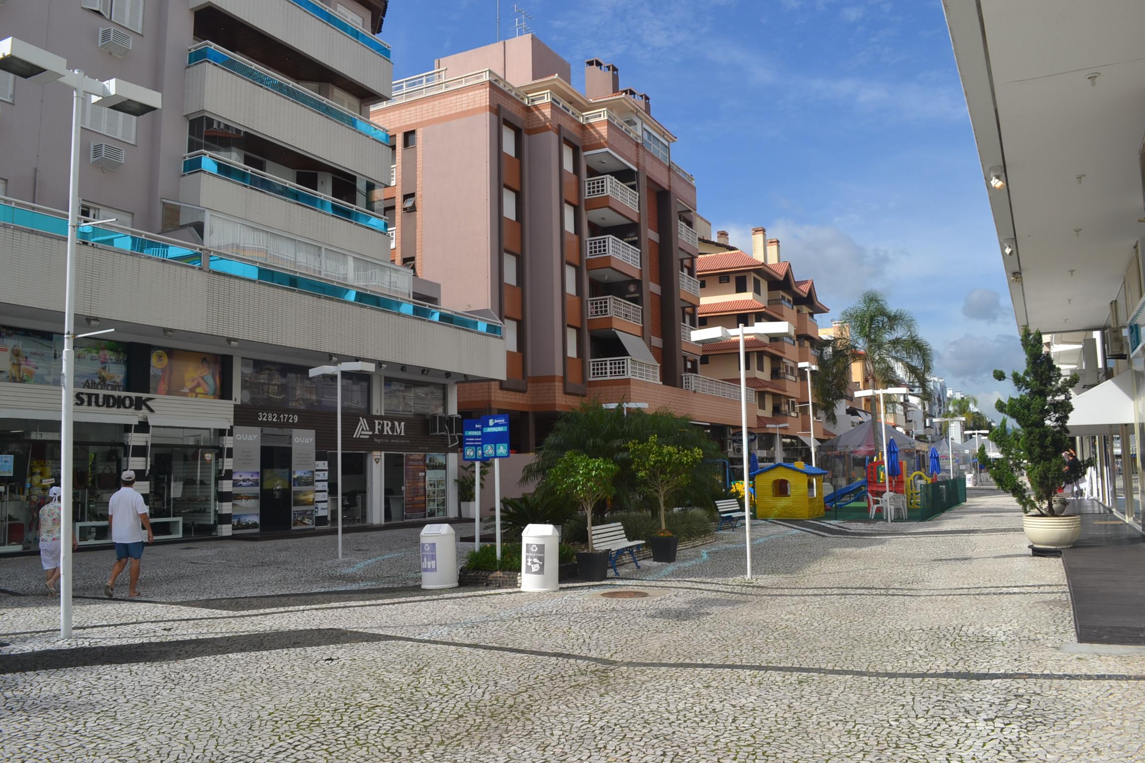 centro comercial floripa