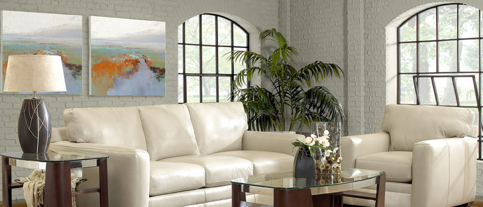 Leather Motion Sofa