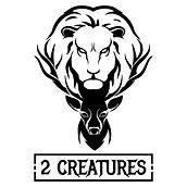 2 Creatures logo design - 10cm x 10cm.jp