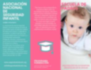 formación seguridad infantil en el hogar