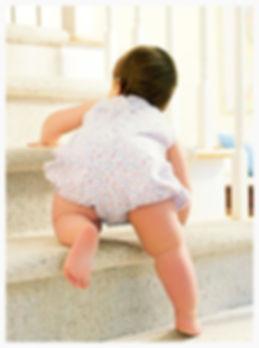 prevención de caídas infantiles