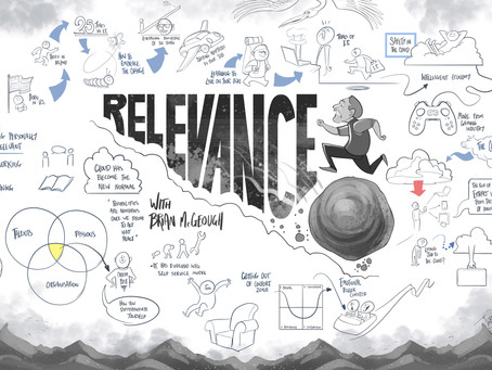PatChats Brian McGeough on Relevance