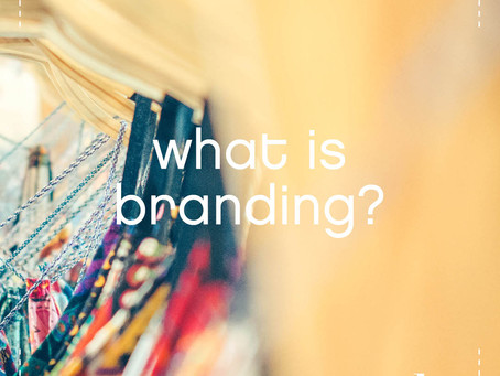 So, what is branding?
