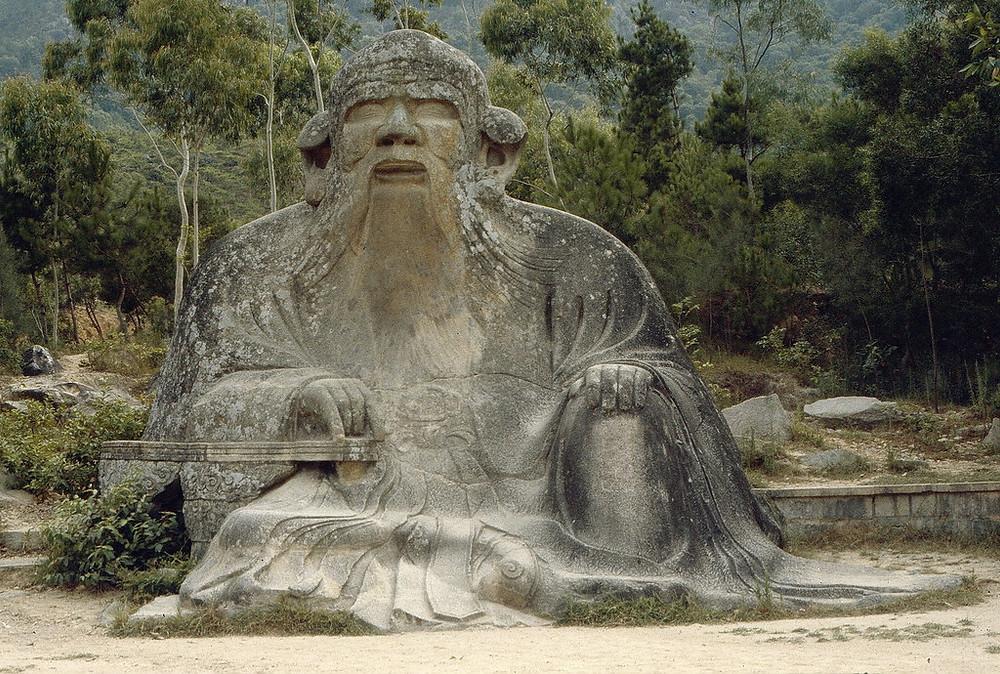Laozi (Lao Tzu), Quanzhou 1983