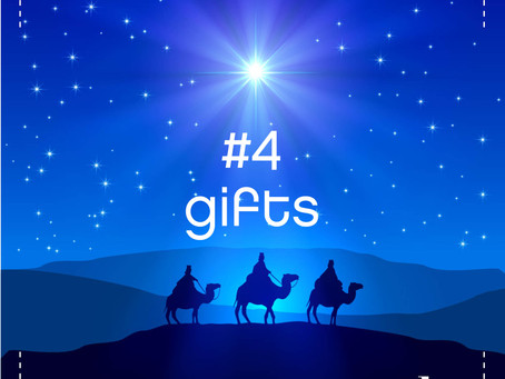 #4 gifts – a daily practice