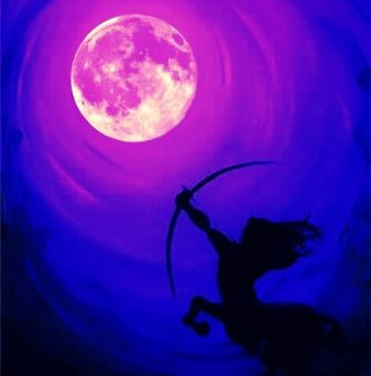 Full Moon in Sagittarius, Blue Moon – Deepest Truth