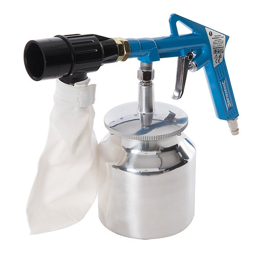Silverline Recirculating Sandblasting Kit 6pce 372673
