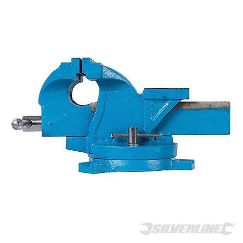 Silverline Engineers Workshop Vice Swivel Base 152mm (6'') 580468