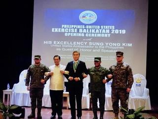 PH, U.S. armed forces open Balikatan 2019