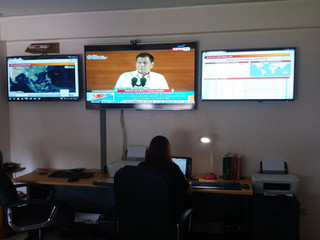 The APSS Operations Center has started providing support and services