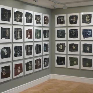 Bob Barron Witnesses exhibition