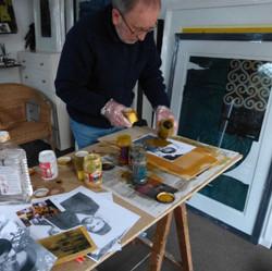 Bob Barron studio