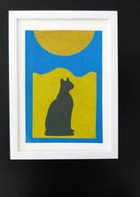 Egyptian cat 1