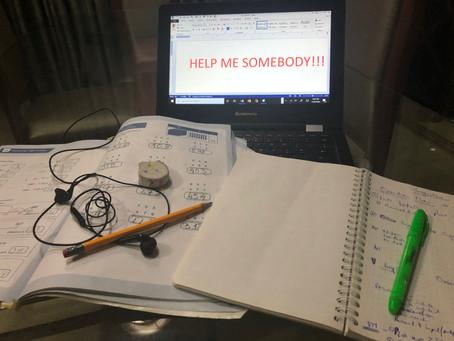 Help Me Somebody!