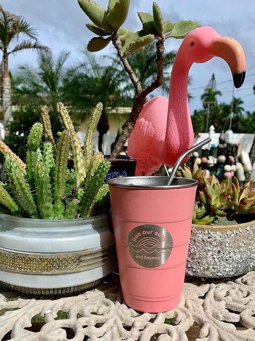 Coral Pirani Cup