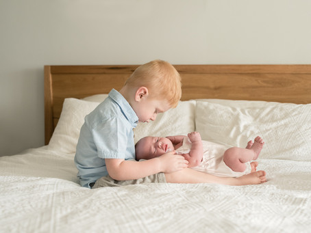 Newborn Lifestyle In-Home Session