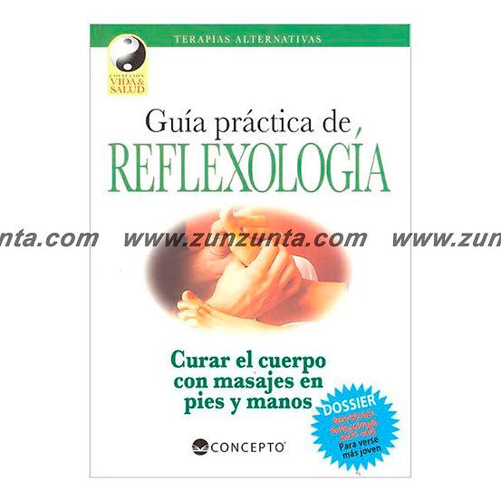 """Libro """"Guía práctica de reflexología"""""""