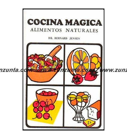 """Libro """"Cocina Magica"""""""