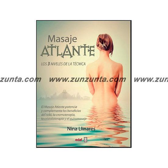 "Libro ""Masaje Atlante"""