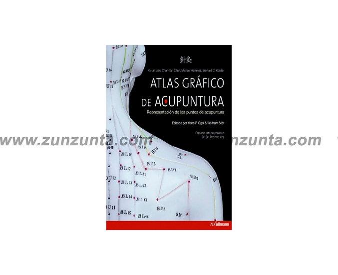 """Libro """"Atlas gráfico de acupuntura"""""""