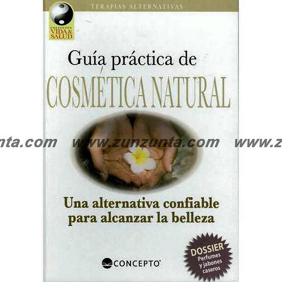 """Libro """"Guía práctica de Cosmética Natural"""""""