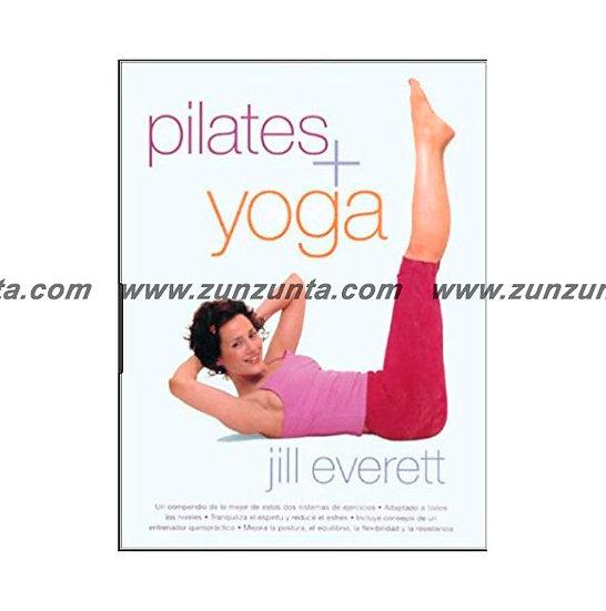 "Libro ""Pilates+Yoga"""