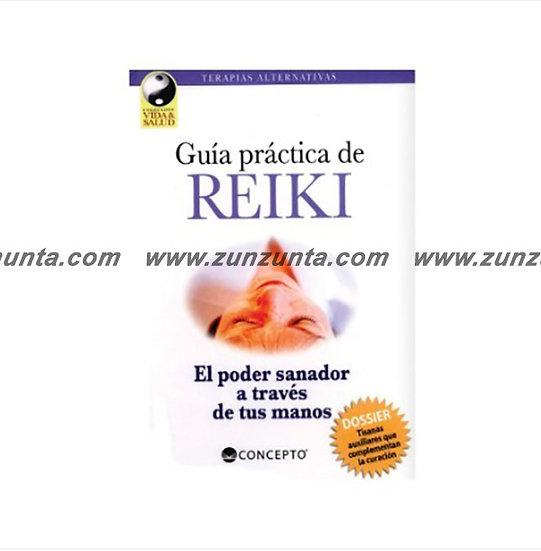 """Libro """"Guía práctica de Reiki"""""""