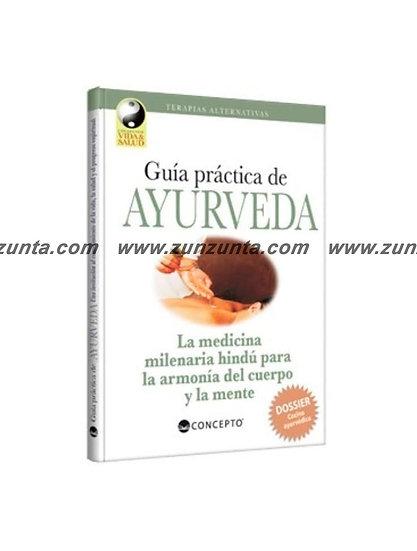 """Libro """"Guía práctica de Ayurveda"""""""