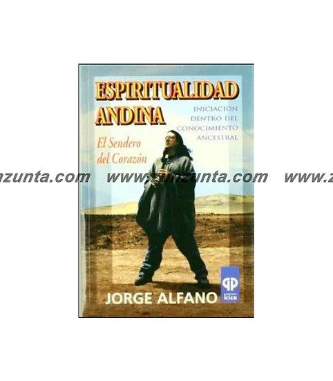 """Libro """"Espiritualidad Andina"""""""