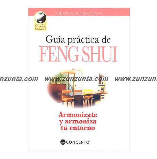 """Libro """" Guía práctica de Feng Shui"""""""