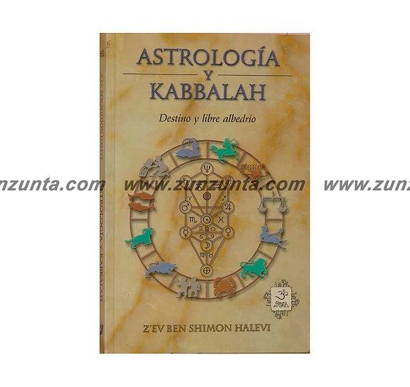 """Libro """"Astrología Y Kabbalah"""""""