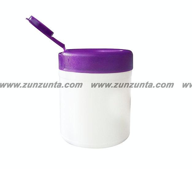 Recipiente de plástico, ideal para toallas húmedas