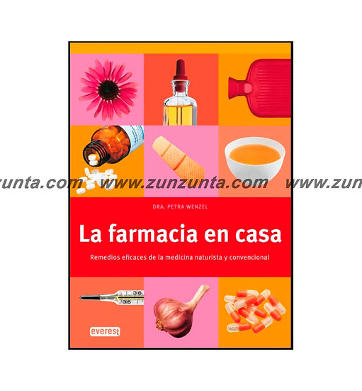 """Libro """"La Farmacia en Casa"""""""