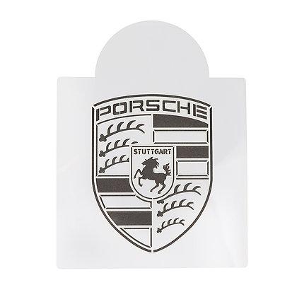 O'Creme Porsche Cake Decorating Stencil
